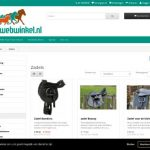Zadels Ponywebwinkel.nl