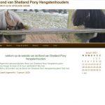 Bond van Shetland Pony Hengstenhouders